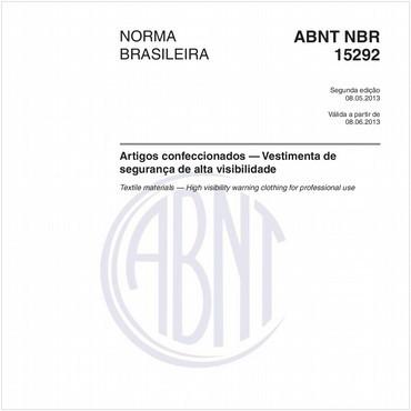 NBR15292 de 05/2013