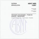 NBR15287