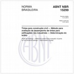 NBR15299