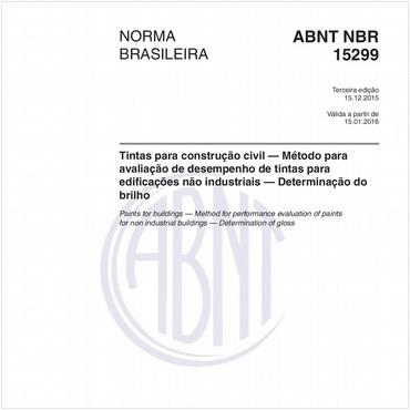 NBR15299 de 12/2015