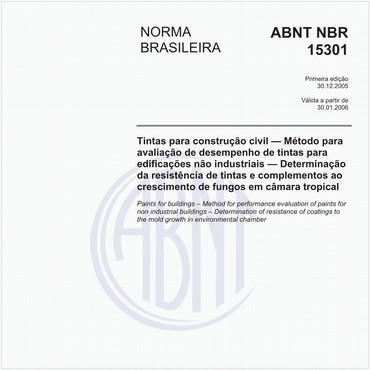 NBR15301 de 12/2005