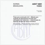 NBR15303