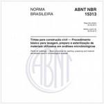 NBR15313