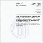 NBR15314