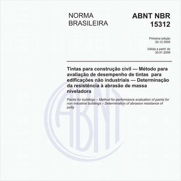 NBR15312 de 12/2005