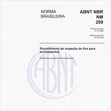 NBRNM299 de 01/2006