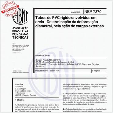 NBR7370 de 05/1982
