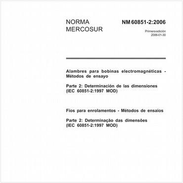 NM60851-2 de 01/2006