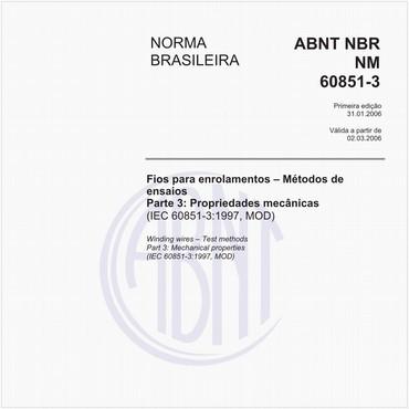 NBRNM60851-3 de 01/2006