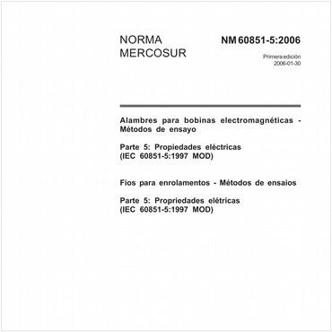NM60851-5 de 01/2006