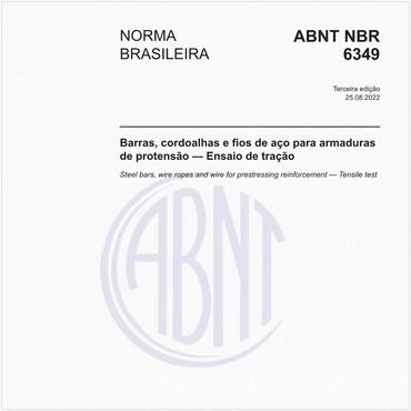 NBR6349 de 11/2008