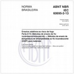 NBRIEC60695-2-13