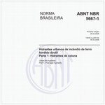 NBR5667-1