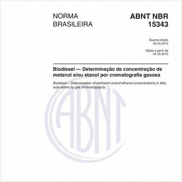 NBR15343 de 04/2012
