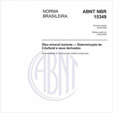 NBR15349 de 04/2006