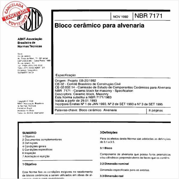 NBR7171 de 08/2005