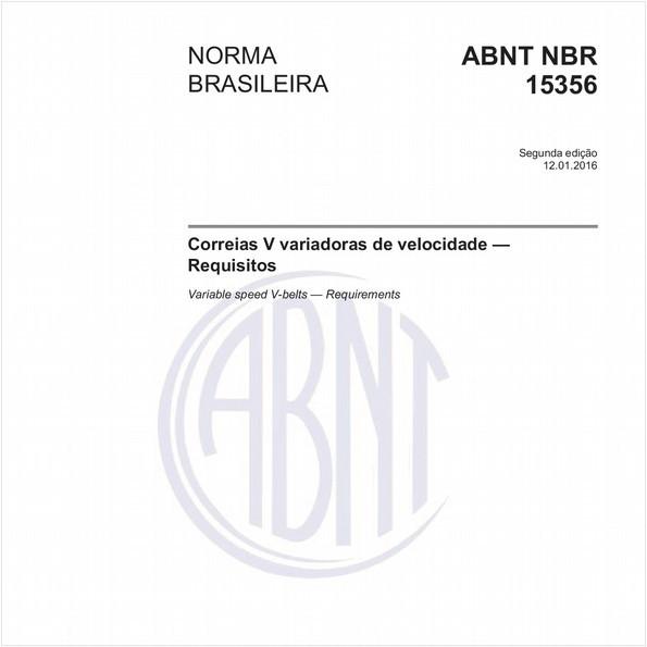 NBR15356 de 01/2016