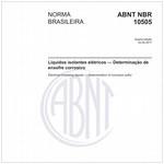 NBR10505