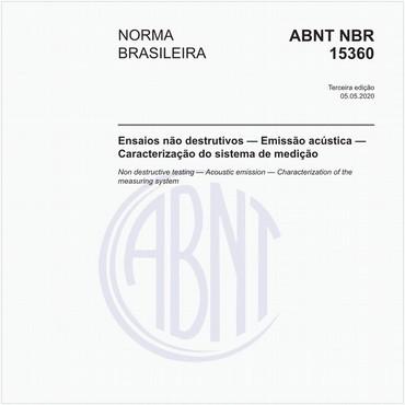 NBR15360 de 09/2013