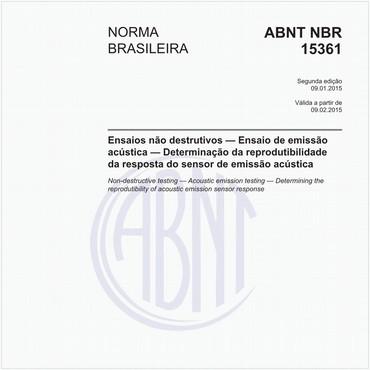 NBR15361 de 01/2015