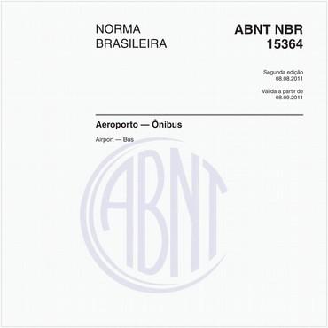 NBR15364 de 08/2011