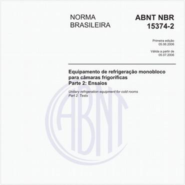 NBR15374-2 de 06/2006