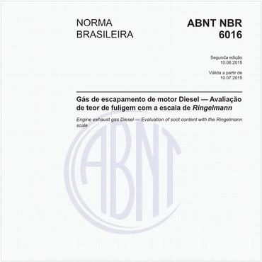 NBR6016 de 06/2015