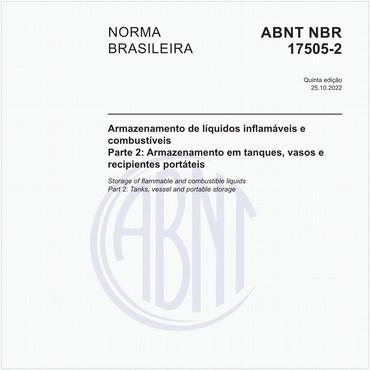NBR17505-2 de 07/2015