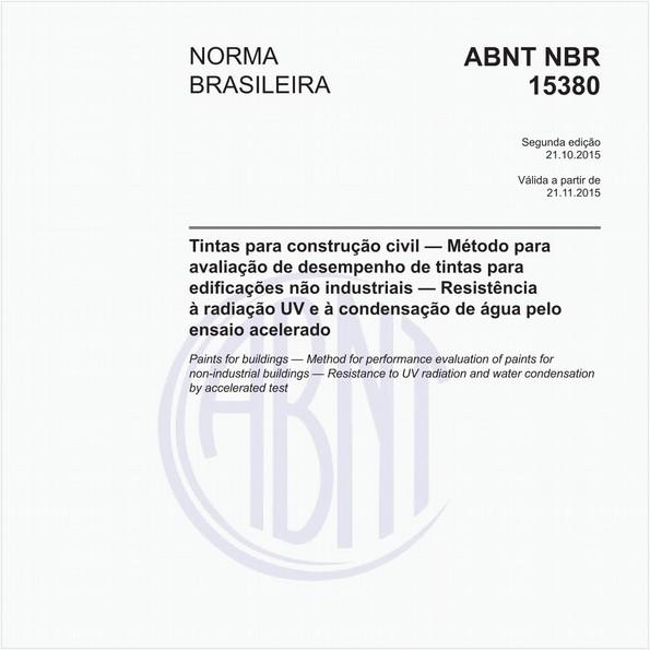NBR15380 de 10/2015