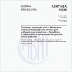 NBR15380