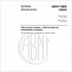 NBR10504