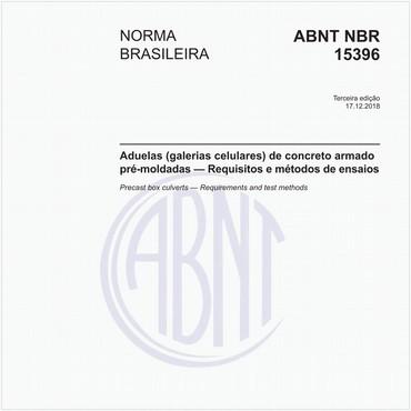 NBR15396 de 12/2018