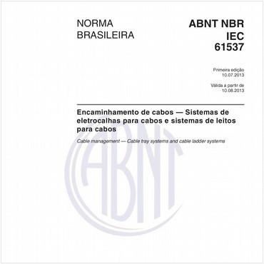 NBRIEC61537 de 07/2013