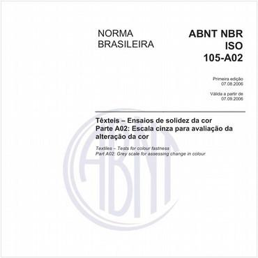 NBRISO105-A02 de 08/2006