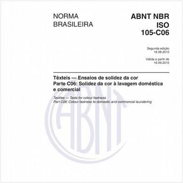 NBRISO105-C06 de 08/2010