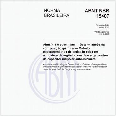 NBR15407 de 09/2006