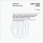 NBR15420