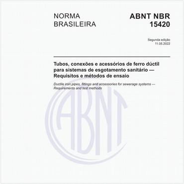 NBR15420 de 10/2006
