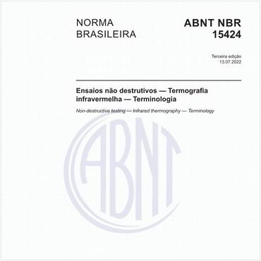 NBR15424 de 10/2016