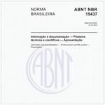 NBR15437