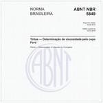 NBR5849