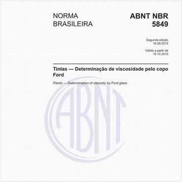 NBR5849 de 09/2015