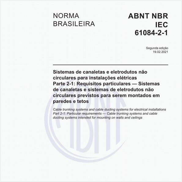 NBRIEC61084-2-1 de 11/2006