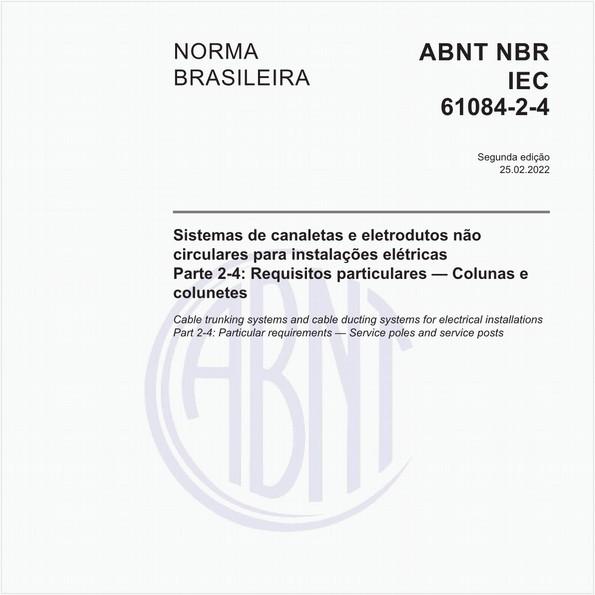 NBRIEC61084-2-4 de 11/2006