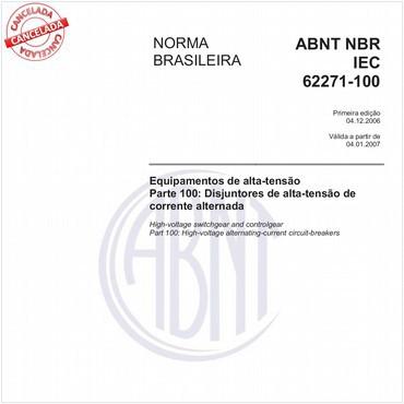 NBRIEC62271-100 de 12/2006
