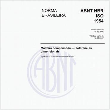 NBRISO1954 de 12/2006