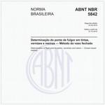 NBR5842