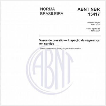 NBR15417 de 01/2007