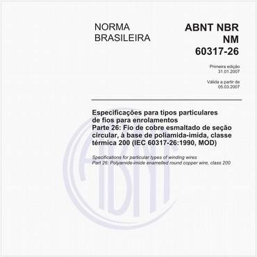 NBRNM60317-26 de 01/2007