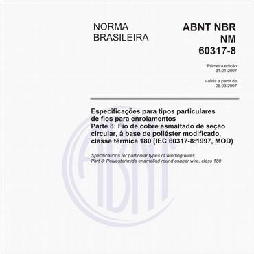 NBRNM60317-8 de 01/2007